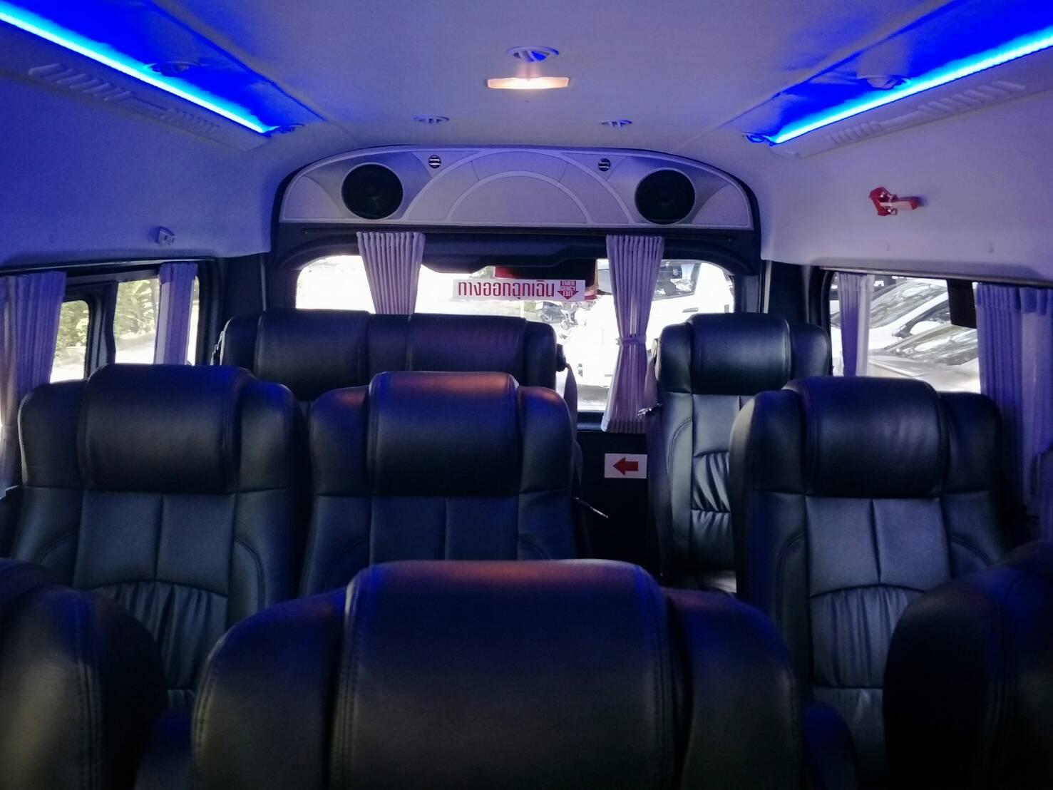 New Toyota Commuter HuaHinCab 3
