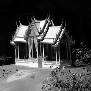Phraya Nakhon Cave in Sam Roi Yot National Park