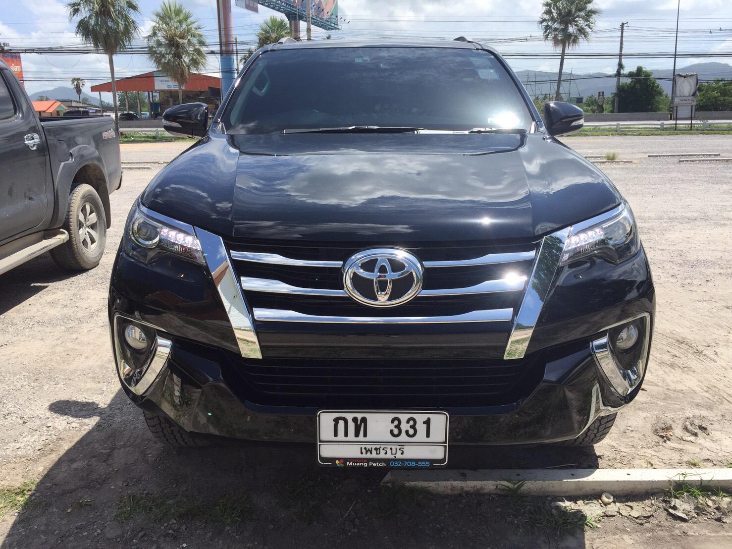 Toyota Fortuner HuaHinCab